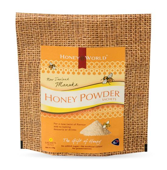Manuka Honey Powder Sachets
