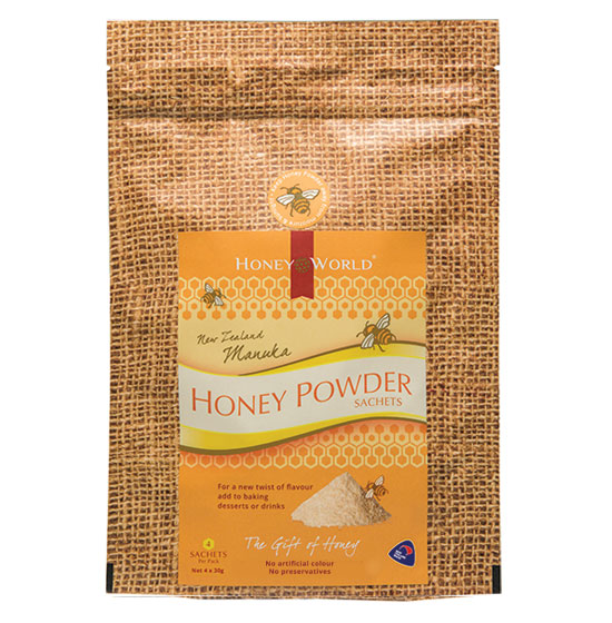 Manuka Honey Powder Sachets