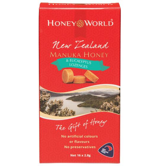 Manuka Honey with Eucalyptus
