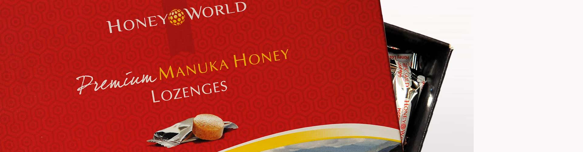 HoneyWorld Manuka Honey Gift Box